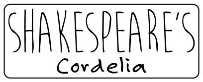 Shakespeares Cordelia